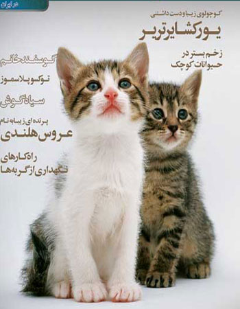 مجلات حیوانات
